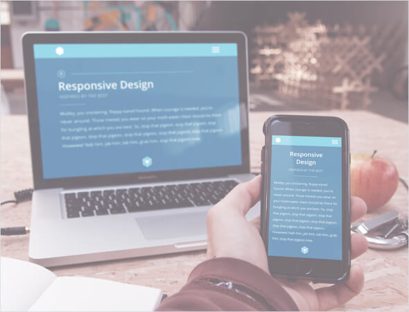 Responsive design Azoft